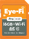 Eye-Fi gets larger and faster with 16GB Class 10 Wi-Fi SD card