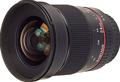 Samyang announces 24mm f/1.4 ED AS UMC lens