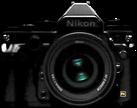 Retro Nikon 'DF' emerges from the shadows