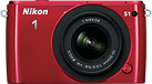 Nikon launches 1 S1 and 1 J3 1-system mirrorless camera and 1 Nikkor lenses