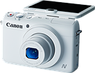 Canon shows off new PowerShot N100 'Story Camera'
