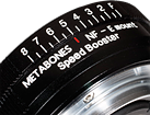 Metabones introduces Nikon F Speed Booster for NEX and Micro Four Thirds