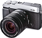 Just Posted: Fujifilm X-E1 hands-on preview