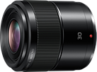 Panasonic announces work on 30mm f2.8 stabilized macro lens for Micro Four Thirds