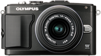 Olympus refreshes PENS with E-PL5 and E-PM2 touch-screen 16MP mirrorless models