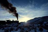 Blast from the past: Photographing steam locomotives