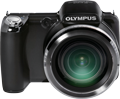 Olympus announces SP-810UZ with the world's longest zoom lens