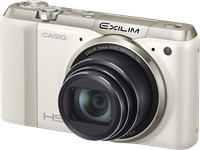 Steady on! Casio Exilim EX-ZR800 18x zoom gains 'five-axis stabilization'