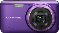Olympus announces Stylus VH-520 10x, 14MP compact superzoom