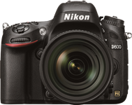 Nikon announces D600 24MP enthusiast full-frame DSLR