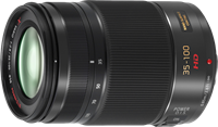 Panasonic announces Lumix G X 35-100mm F2.8 fast telezoom