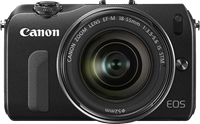 Canon EOS M   hands-on preview