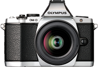 Just Posted: Olympus OM-D E-M5 test samples