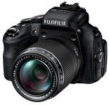Fujifilm launches FinePix HS50EXR and HS35EXR high-end superzooms