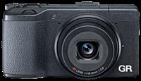 Pentax Ricoh releases Ricoh GR camera with APS-C CMOS sensor