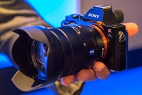 A first look at the Sony Alpha 7S 12MP full-frame with 4K output