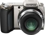 Olympus announces SP-620UZ 21x 'Ultrazoom' camera