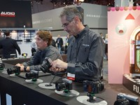 CES 2014: Fujifilm Stand Report