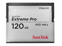 SanDisk introduces first CFast 2.0 memory card