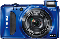Fujifilm releases FinePix F660EXR 15x compact superzoom