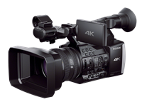 For those on the leading edge, Sony announces enthusiast 4K Handycam