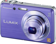 Panasonic unveils LUMIX DMC-FH8 and DMC-FH6 mid-level compacts