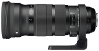 Sigma UK to start shipping USB dock and 120-300mm F2.8 from May 2013