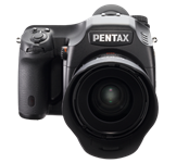 Pentax adds tethered shooting to 645D medium-format DSLR
