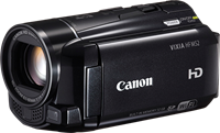 Canon releases six Vixia HF camcorder models