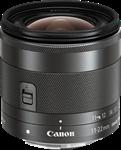 Canon najavljuje EF-M 11-22mm f / 4-5.6 IS STM široko zumiranje