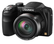 Panasonic adds DMC-LZ30 35x budget superzoom to lineup