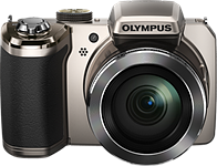 Olympus releases SP-820UZ and SP-720UZ 14MP superzooms
