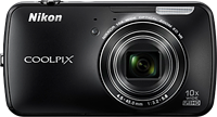 Nikon announces Android-powered Coolpix S800c smart Wi-Fi superzoom