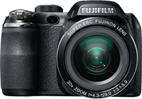 Fujifilm releases FinePix S4500 and S4200 entry-level superzooms