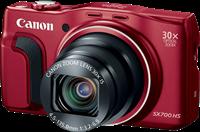 Canon unleashes PowerShot SX700 HS travel zoom