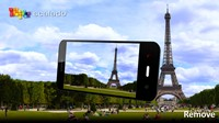 Scalado's Remove technology takes distractions out of photos