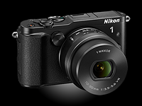 Mirrorless marvel? A quick look at the Nikon 1 V3
