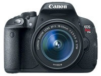 Canon announces EOS 700D / Rebel T5i 18MP and 18-55mm STM lens