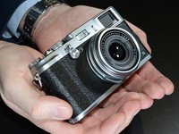 Hands-on with the Fujifilm X100S