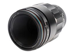 Voigtlander says the new 65mm F2 E-Mount macro is one of its finest lenses ever 3