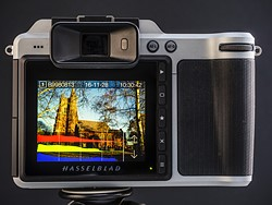 Medium-format meets the modern age: Hasselblad X1D-50c  shooting experience 7