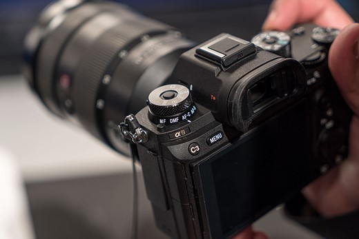 Hands-on with the Sony Alpha a9 7
