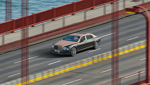 Bentley creates a 53 billion pixel car commercial 3