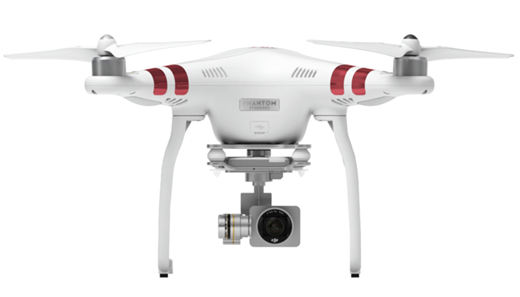 DJI Has Announced A New Camera Drone Called The Phantom 3 Standard Is Quadcopter With An Integrated Able To Record