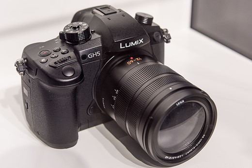 6K here we come: Here's the new Panasonic Lumix DMC-GH5 1
