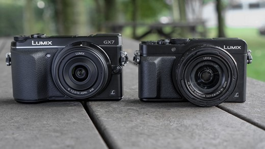 Opinion: Why buy a Panasonic LX100 when you could buy a GX7