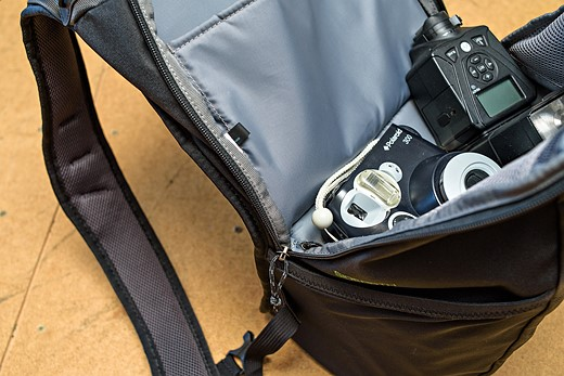 Accessory review: MindShift Gear SidePath camera backpack 9