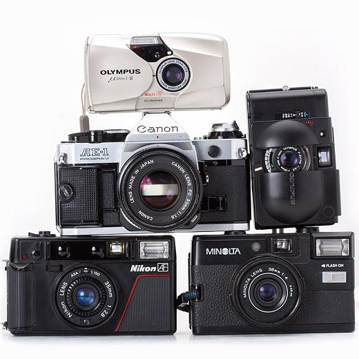 Analog gems: 10 excellent, affordable film cameras 12