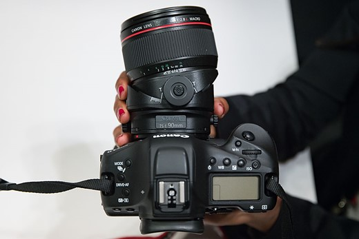 Hands-on with new Canon L-series primes 2