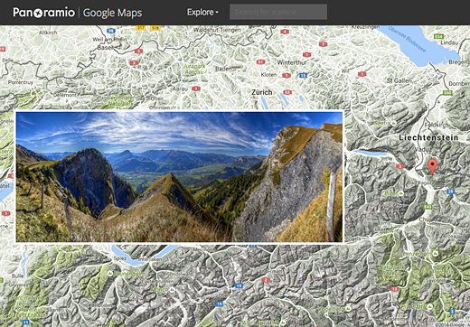 Google Panoramio to shut down on November 4 1